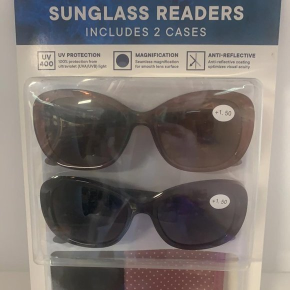 Other - Modo sunglass readers + 1.50